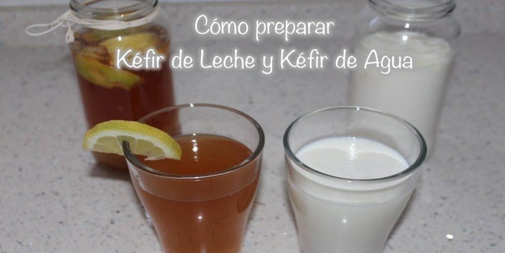 como usar o kefir de agua para soltar o intestino